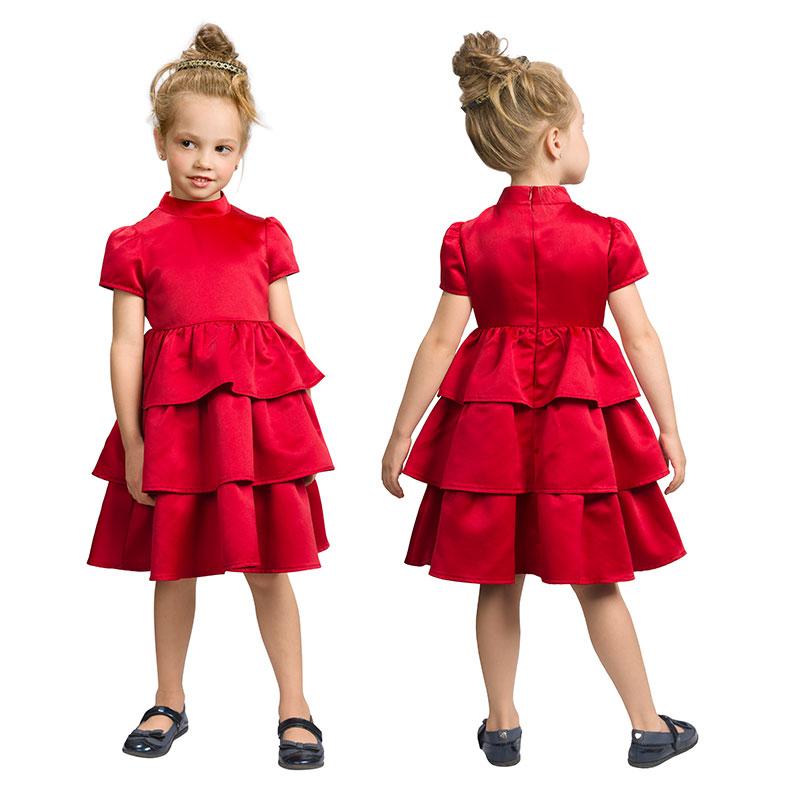 GWDT3155 платье для девочек (1 шт в кор.)