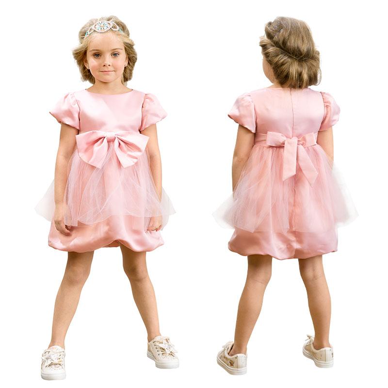 GWDT3155/3 платье для девочек (1 шт в кор.)