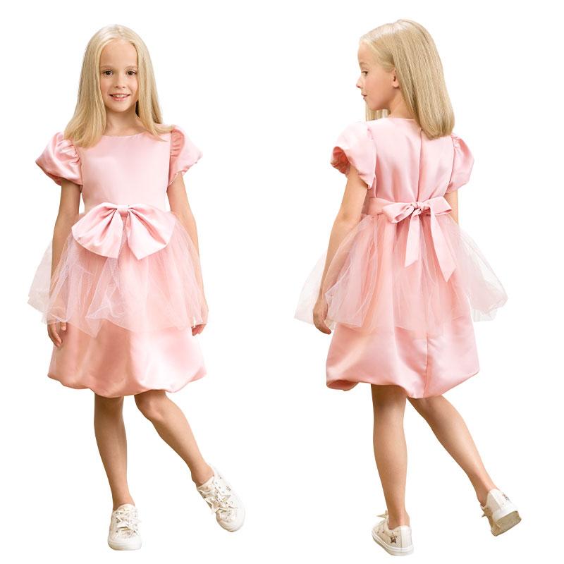 GWDT4155/3 платье для девочек (1 шт в кор.)
