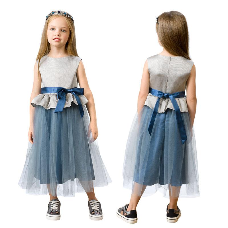 GWDV3155 платье для девочек (1 шт в кор.)