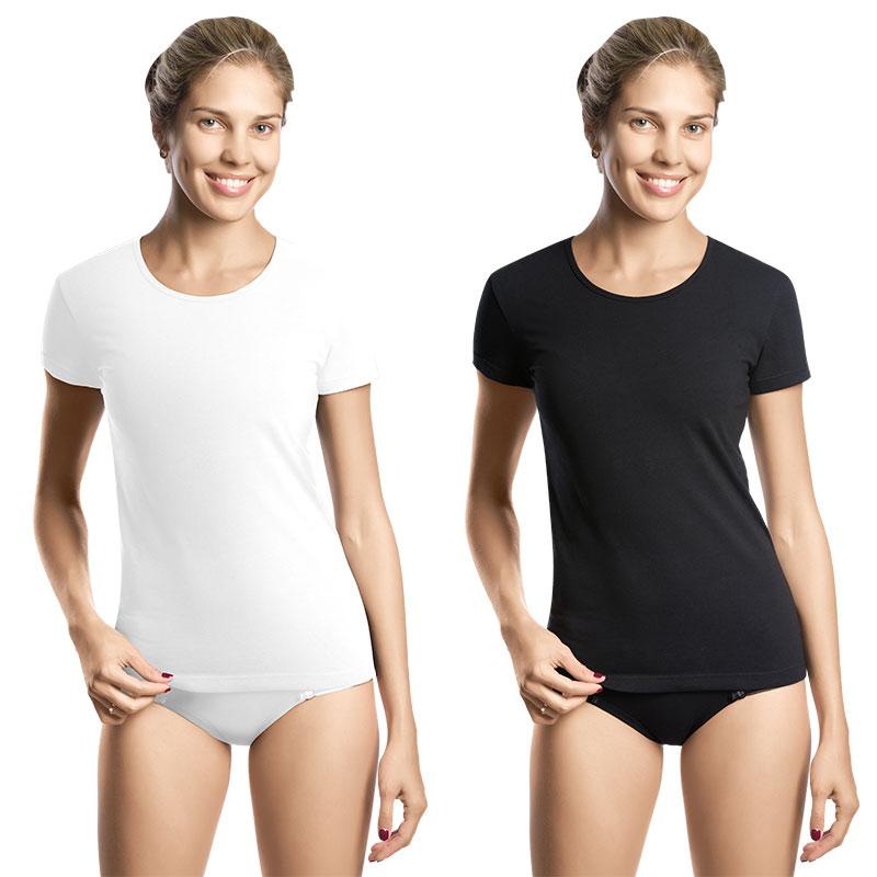 LUT6001 футболка женская (1 шт в кор.)