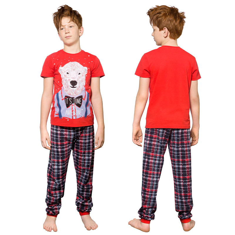 NFATP4156U пижама для мальчиков (1 шт в кор.)