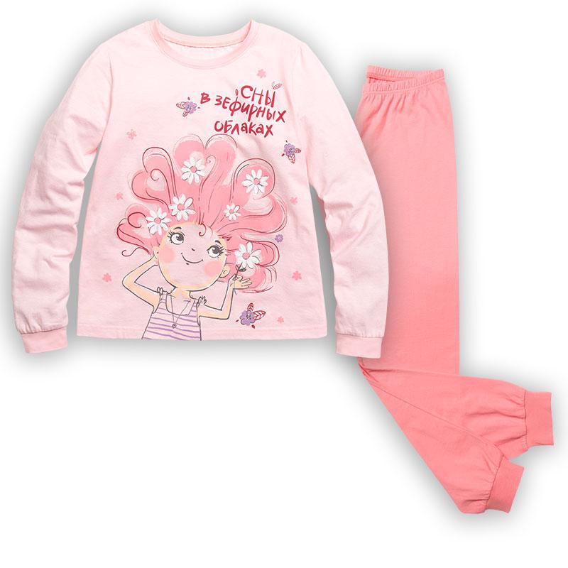 WFAJP3059 пижама для девочек (1 шт в кор.)