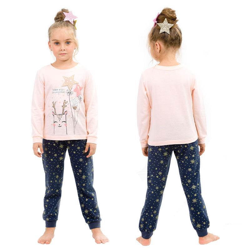 WFAJP3785U пижама для девочек (1 шт в кор.)