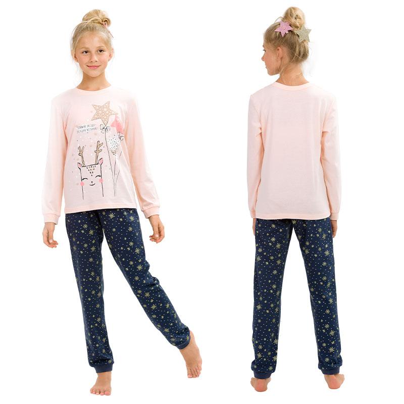 WFAJP4785U пижама для девочек (1 шт в кор.)