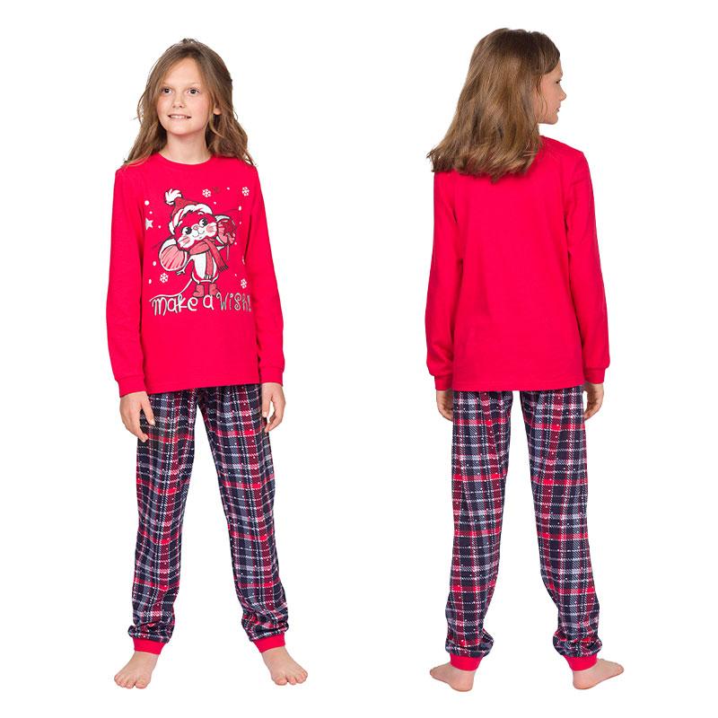 WFAJP4786U пижама для девочек (1 шт в кор.)