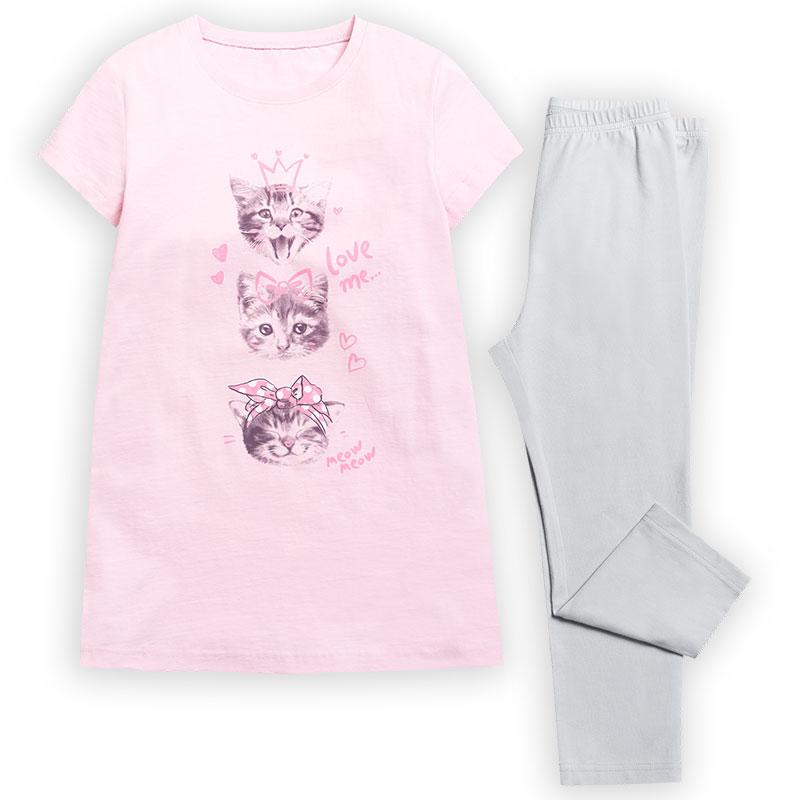 WFAML4084 пижама для девочек (1 шт в кор.)