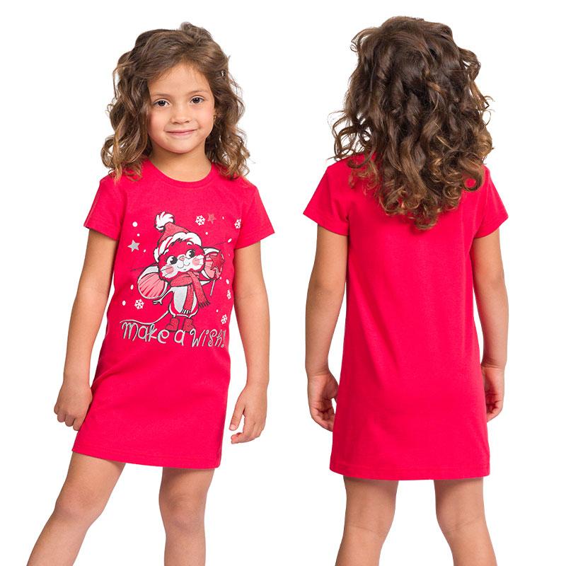 WFDT3786U ночная сорочка для девочек (1 шт в кор.)