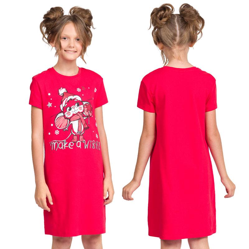 WFDT4786U ночная сорочка для девочек (1 шт в кор.)